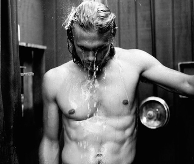 Realistically Speaking No One Showers As Per The Saucy Photos Seen On Instagram Account Hot Dudes In The Shower