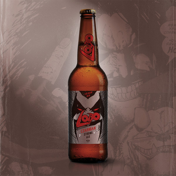 Superhero Beer Brands