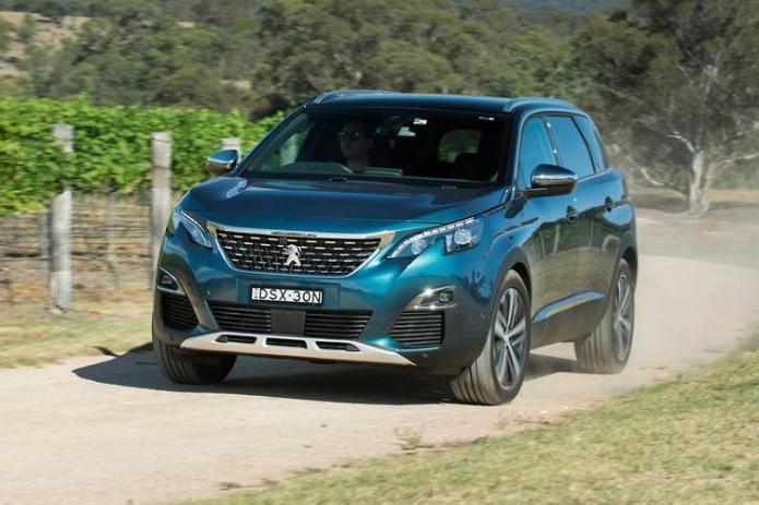 Peugeot 5008 2018 Review Carsales Com Au