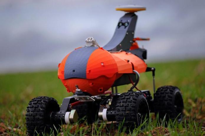 mala robot tvrtka tom monitoring prototip robota