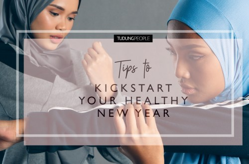 Tips to kickstart your healthy new year