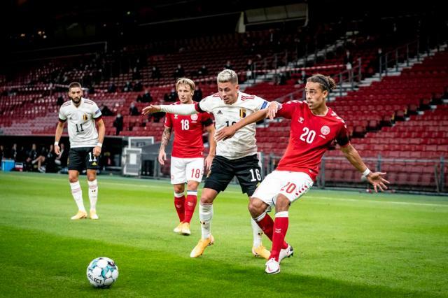 Denmark-Belgium | UEFA Nations League | UEFA.com