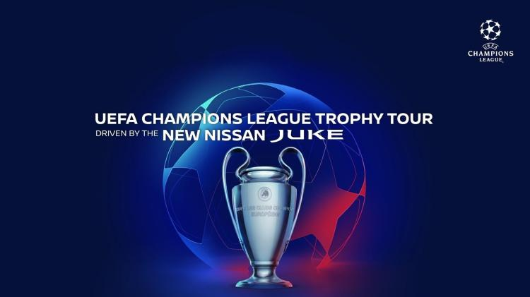 All-new Nissan Juke drives 2019/20 UEFA Champions League ...