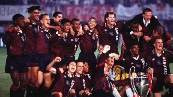 Van Gaal retires? Ajax's golden boys of '95 | UEFA Champions ...