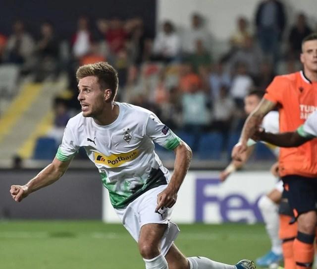 Monchengladbach Istanbul Basaksehir Borussia Monchengladbach V