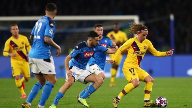 Highlights: Napoli 1-1 Barcelona   UEFA Champions League   UEFA.com