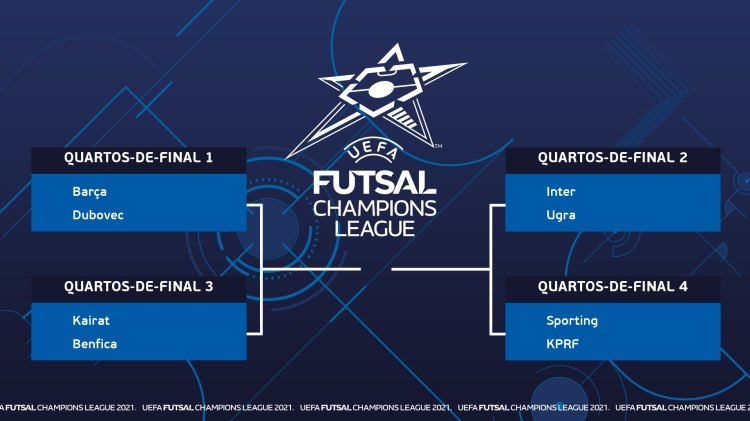 Guia da fase final da UEFA Futsal Champions League ...