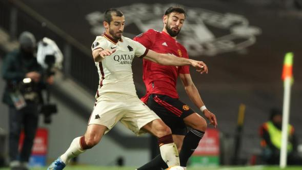 Highlights: Manchester United 6-2 Roma