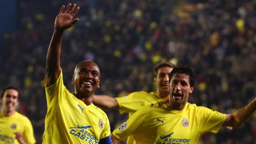 Great Villarreal Champions League goals
