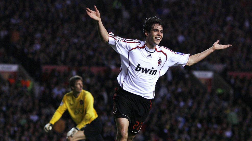 Classic Milan Champions League goals