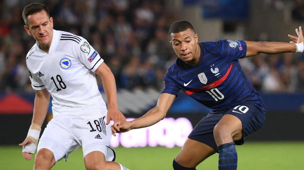 Highlights: France 1-1 Bosnia and Herzegovina