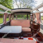 Interior Devon Samba Deluxe Vw Camper Van Editorial Stock Photo Stock Image Shutterstock