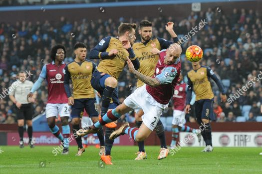 Arsenal Aston Villa Head To Head