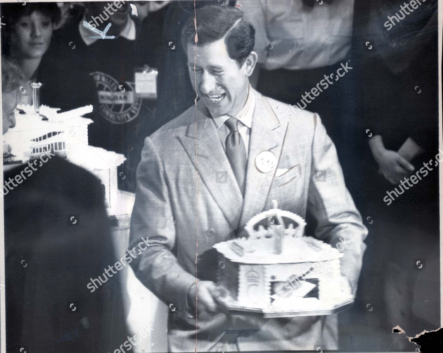 Prince Wales November 1988 Prince Charles Turned Editorial Stock Photo Stock Image Shutterstock