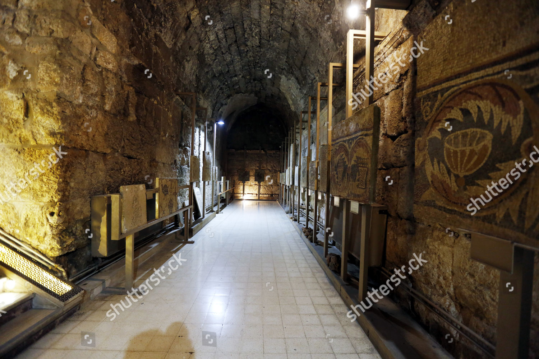 Entrance Jordan Folklore Museum Art Destination Jordan