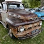 Vintage Ford Truck Editorial Stock Photo Stock Image Shutterstock