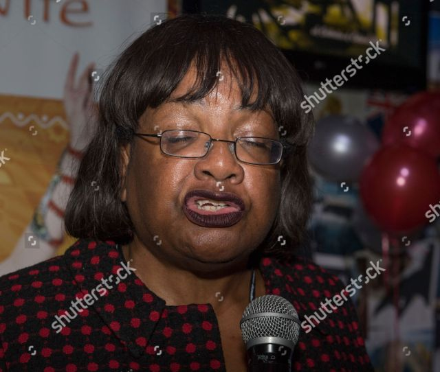Diane Abbott Diversity Night At A Party Hosted By Labour Mp Keith Vaz Diane
