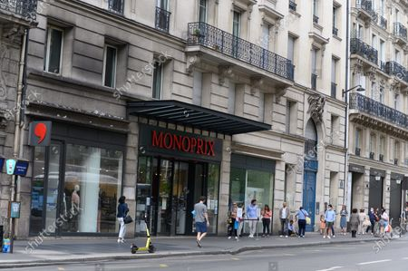 Monoprix Stock Photos Editorial Images And Stock Pictures Shutterstock