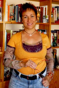Entrevista a la escritora Esther Aparicio