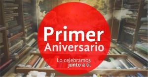 Primer Aniversario Bellas Letras
