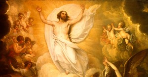 Ascendiendo con Cristo