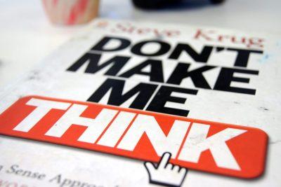 Livro: Lições de Usabilidade com Steve Krug
