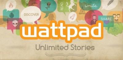 Descobrindo o Wattpad