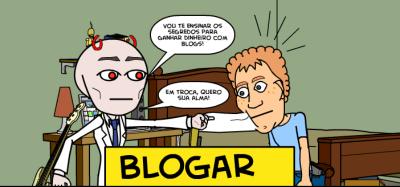 Quando os blogueiros perdem as ilusões
