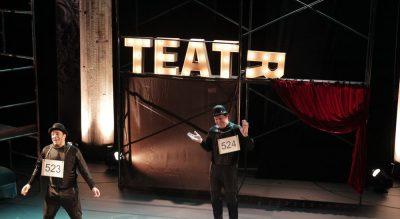 Espetáculo de comédia conta a história do teatro desde a sua origem até hoje