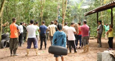 Nova tentativa de demolição ameaça famílias caiçaras remanescentes na Jureia, em SP
