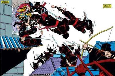 Eu, Wolverine é uma história em quadrinhos datada