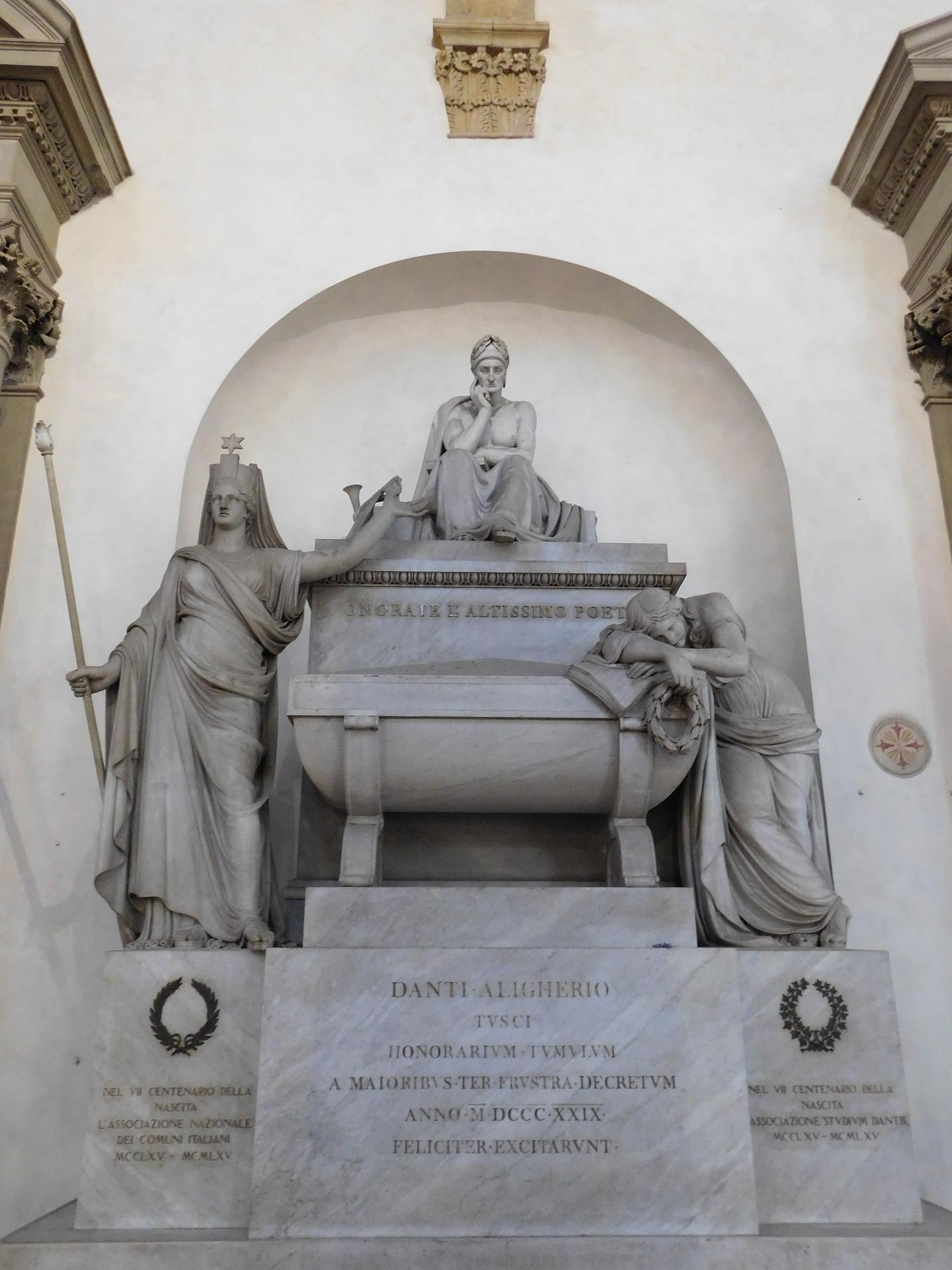 La imperecedera Divina Comedia de Dante Alighieri
