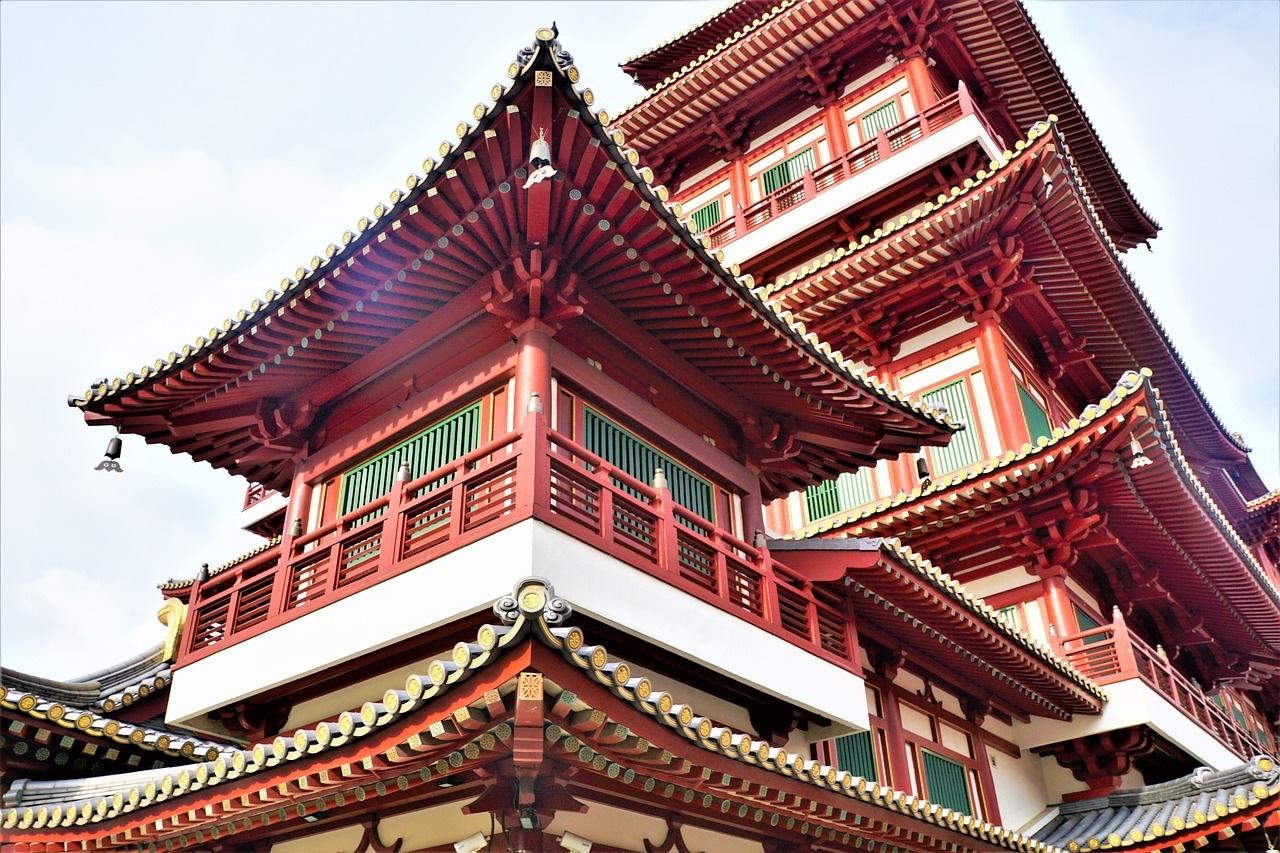 La alegoría de la pagoda:  una explicación a la evolución del ser humano