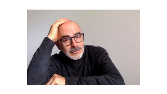 Santiago Díaz-Bravo, autor de «El hombre que fue Viernes» en el diario El Día