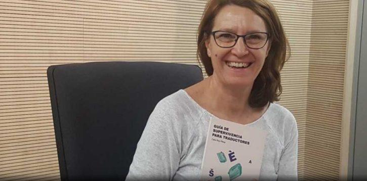 «Guía de supervivencia para traductores» de Celia Rico en  Un idioma sin fronteras, de Radio 5