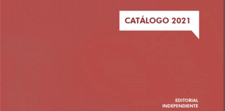 Disponible para descarga el catálogo editorial de 2021