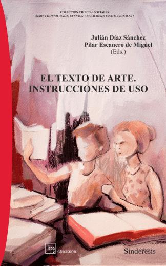 portada EL TEXTO DE ARTE