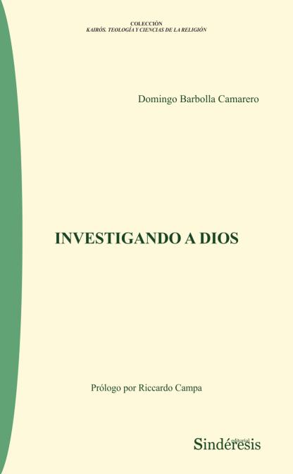 Portada Investigando a Dios