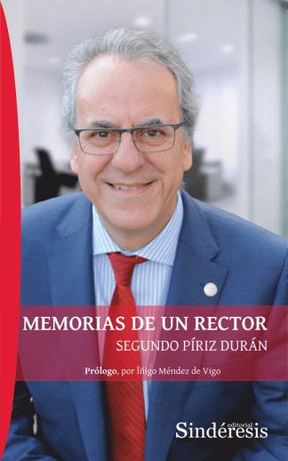 portada memorias de un rector
