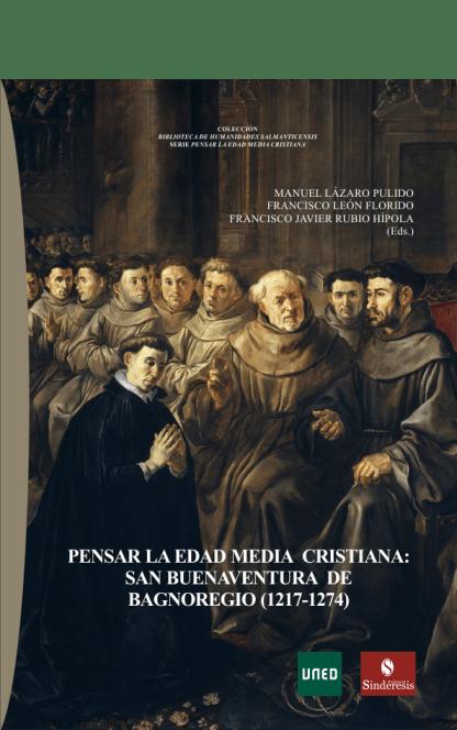 portada pensar la edad media cristiana san buenaventura de bagnoregio 1217-1274