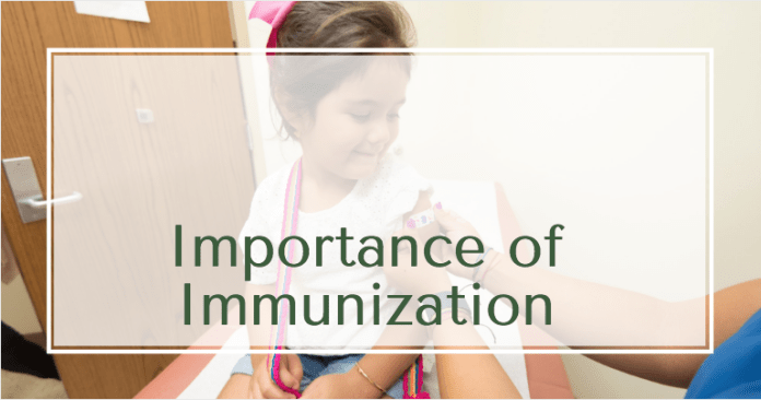 The Importance of Immunization Against Childhood Diseases