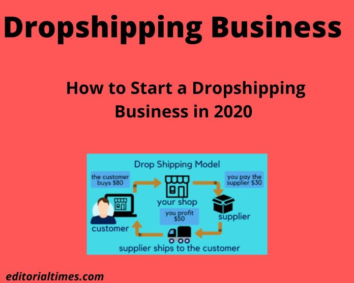 Dropshipping Business - How to Start a Dropshipping Business in 2020
