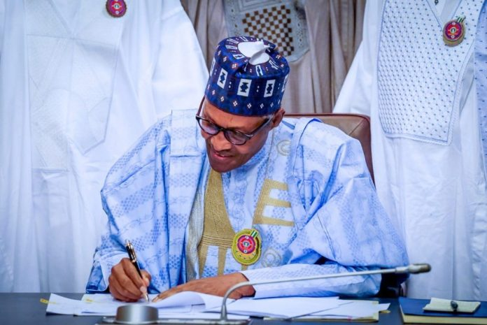 President Buhari Appoints Imaan Sulaiman-Ibrahim as New Director-General of NAPTIP
