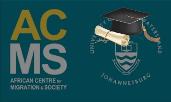 ACMS Wits University Masters & PhD Scholarships 2020 for African Students – South Africa