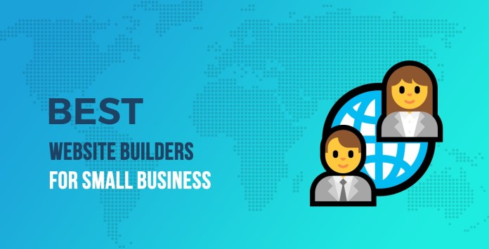 Website Builder for Small Businesses on Yahoo