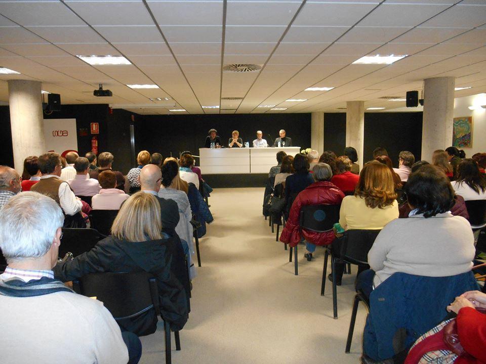 Presentación en la Biblioteca Salvador García Aguilar de Molina de Segura
