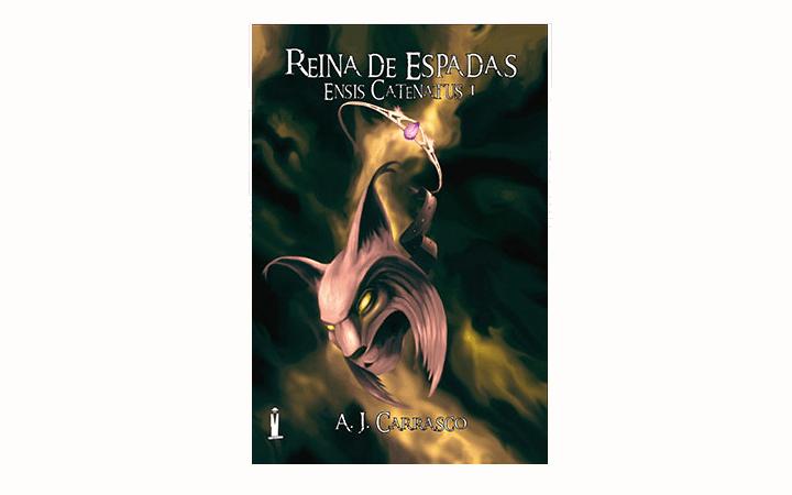 Presentación y firma de ejemplares de Reina de Espadas por Arturo J. Carrasco en Murcia