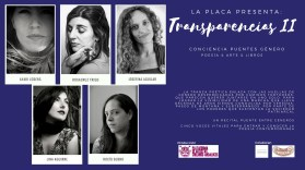 Transparencias - Cartel