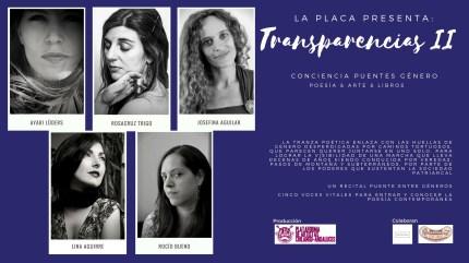 Transparencias - Cartel