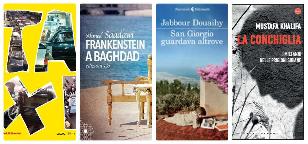 Guida facilitata alla letteratura araba per analisti e geopolitici